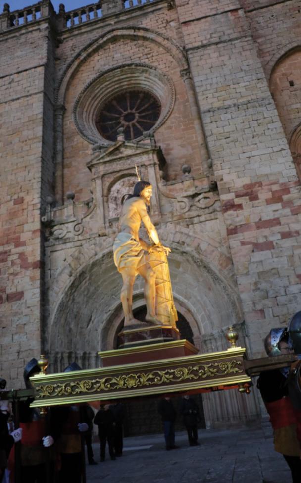 Semana Santa y los Armaos