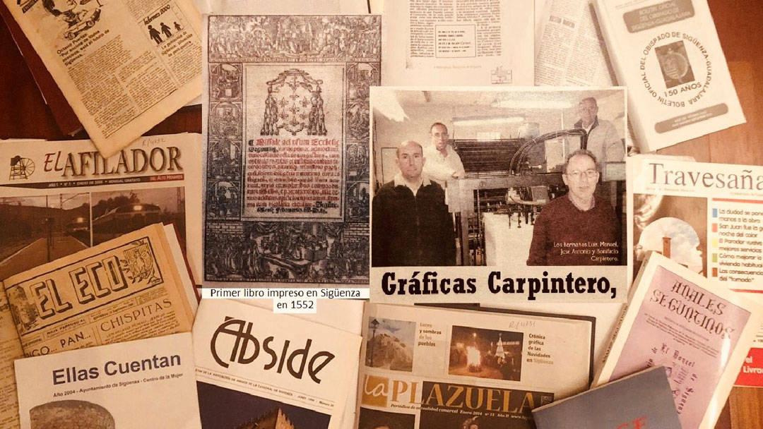 La Imprenta en Sigüenza