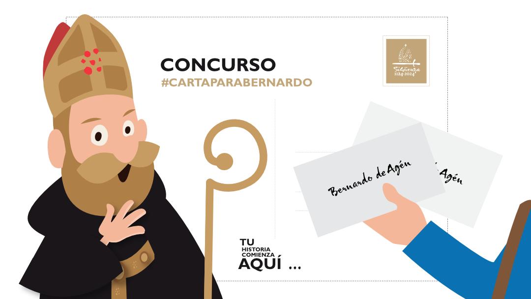 Carta para Bernardo