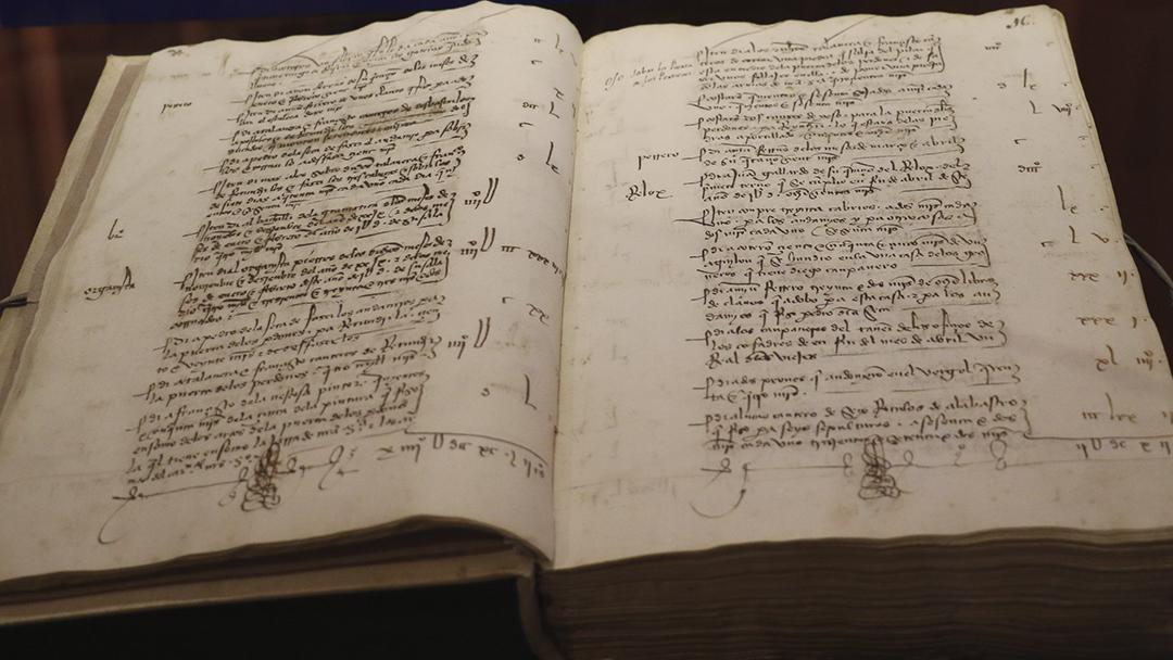 El Archivo de la Catedral de Sigüenza